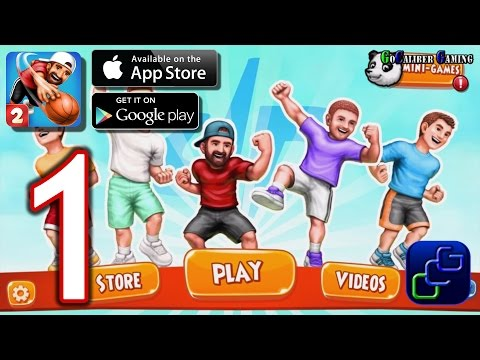 Dude Perfect 2 (By Miniclip) IOS Walkthrough - Gameplay Part 1 - Stages 1-15