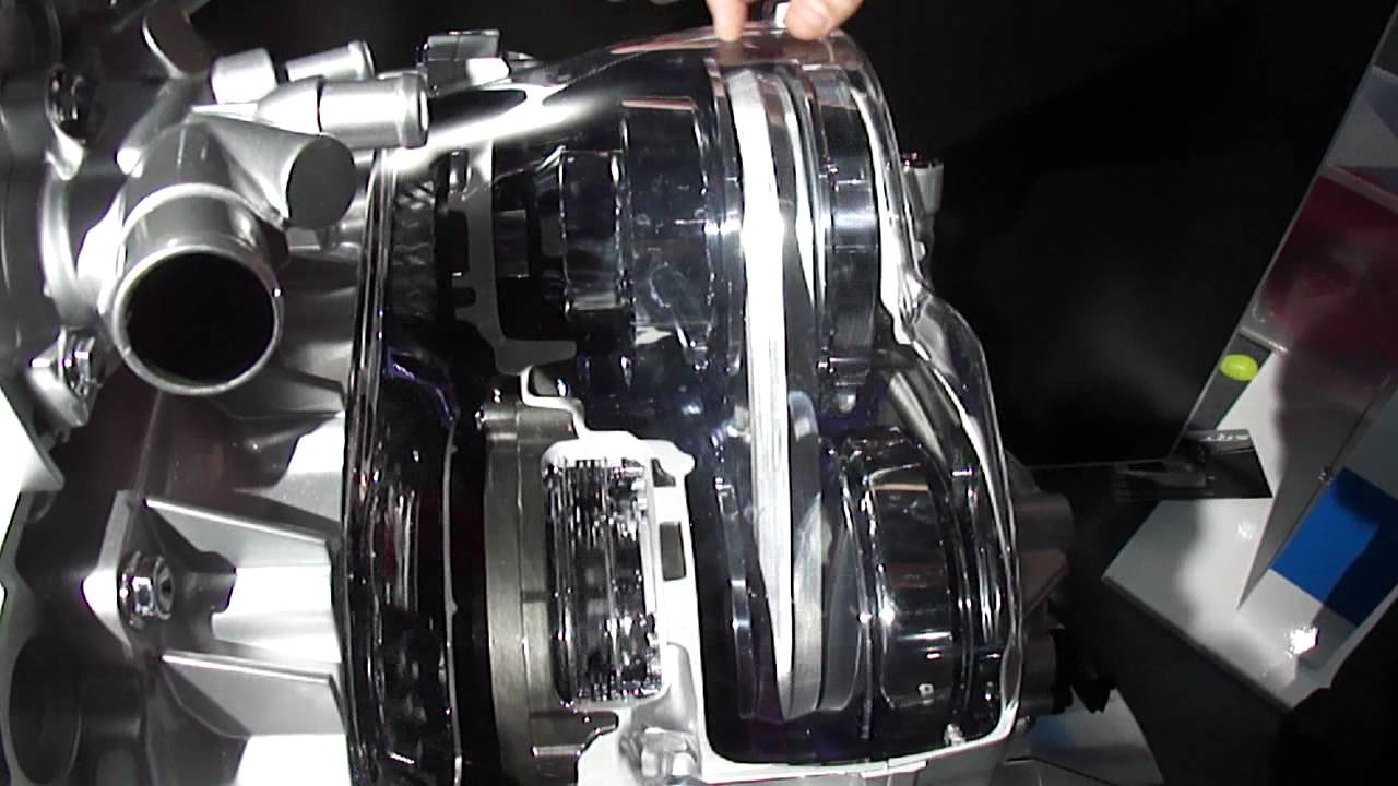 How Cvt Transmission Works