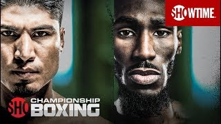Mikey Garcia vs. Robert Easter Jr. | July 28 on SHOWTIME