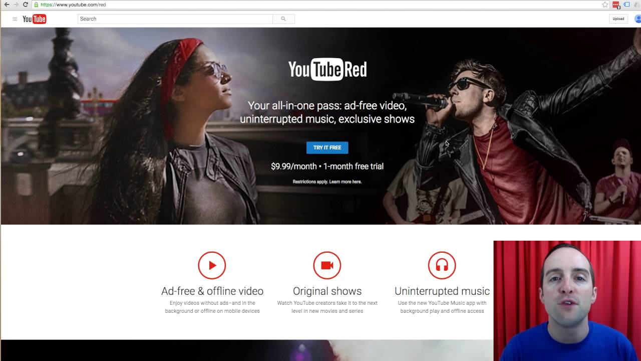 How to remove ads on youtube using youtube red youtube how to remove ads on youtube using youtube red ccuart Images