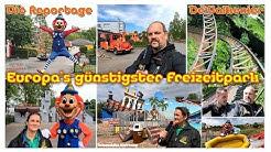 Reportage - De Valkenier - Freizeitpark in Valkenburg NL - Pretpark de Valkenier
