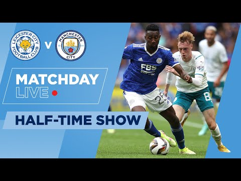 LEICESTER CITY 0-0 MANCHESTER CITY | COMMUNITY SHIELD | MATCHDAY LIVE