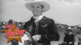 Gene Autry - Away Out Yonder (Rovin' Tumbleweeds 1939)