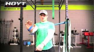Get Serious Get Fit -Shoulder Mobility
