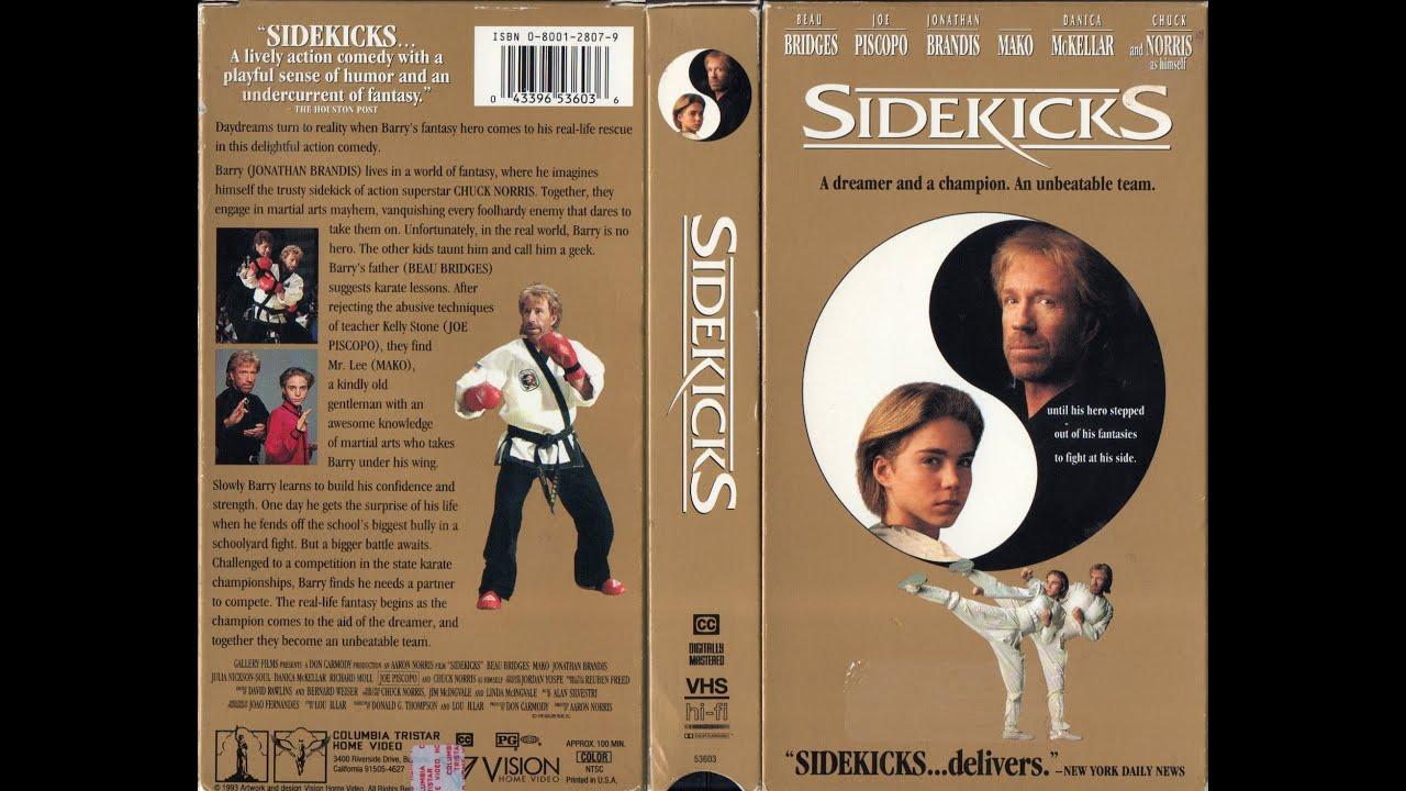 sidekicks1992 movie review youtube