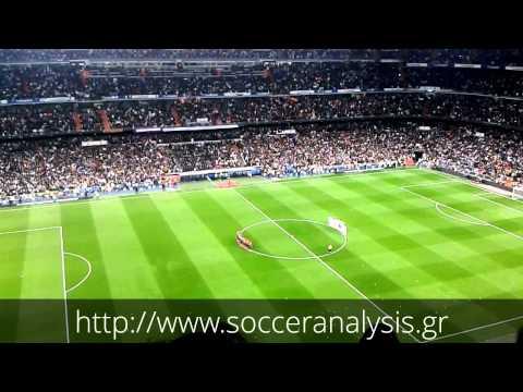 Prematch Moment: A minute's silence for Adolfo Suárez