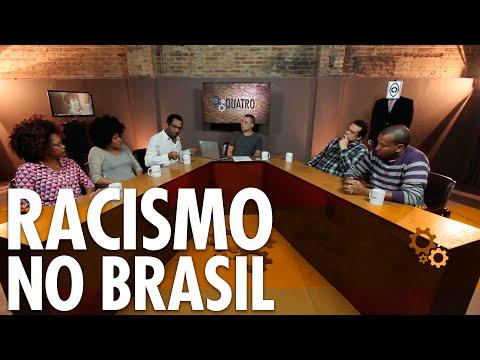 Racismo, Cotas e Igualdade Racial – 4V – QuatroV – (Completo)