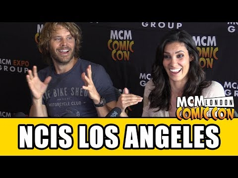 NCIS: Los Angeles Interview - Daniela Ruah & Eric Christian Olsen