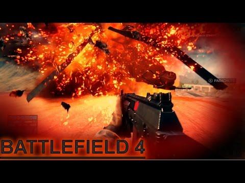 Battlefield 4 / INTENSE SEA COMBAT, ace pilot, operation stealthatron.
