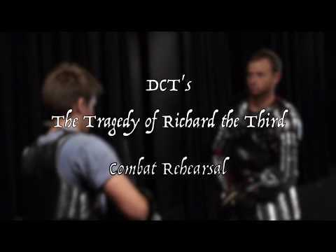 Denton Community Theatre's Tragedy of Richard the Third