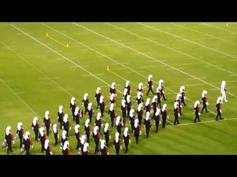 ประกวด วงโยธวาทิต ชนะเลิศอันดับ 1 สารสาสน์วิเทศศึกษา 2557 Marching Band 2014