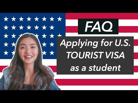 [FAQ] Apply US Tourist Visa As A Student In Canada | Part 2