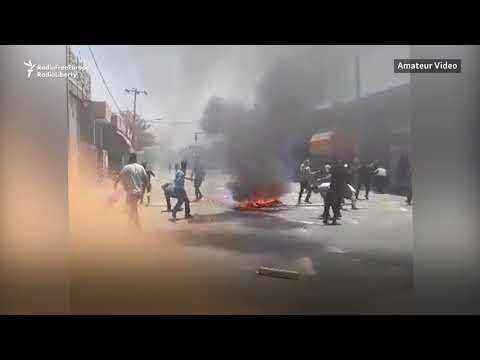 'Death To The Dictator' - Protests Spread To Several Iranian Cities