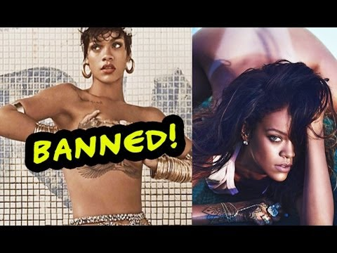 Rihanna Naked Instagram Pics Get Banned