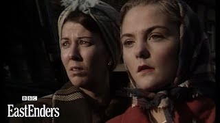 In the Bomb Shelter - EastEnders - Civvy Street - BBC