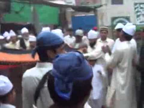 Hazri PP -Chadar poshi Hazrat Ba ji Sarkar -Sain AbdullaGakkhar.