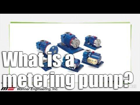 What is a Metering Pump?