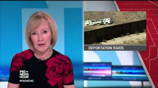 DHS Plans Deportation Raids