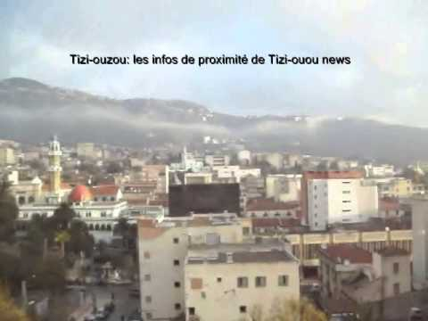 Tizi-ouzou: météo du 5 janvier au matin - YouTube