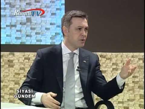 TURK PARTİ Genel Başkanı Ahmet Eyüp Özgüç, Rumeli Tv'de Siyasi Gündem programına konuk oldu.