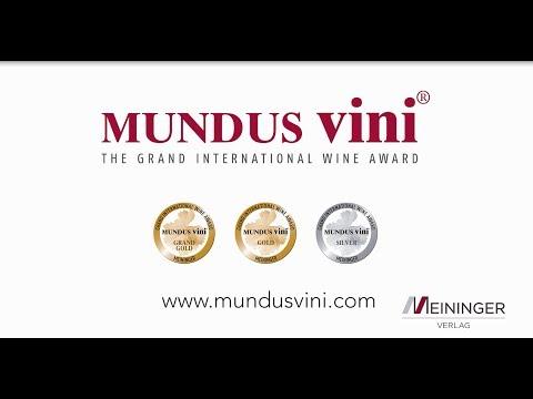 The Grand International Wine Award MUNDUS VINI