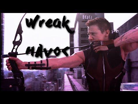 Marvel || Wreak Havoc