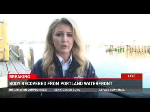 Breaking News of a body recovered on Portland waterfront