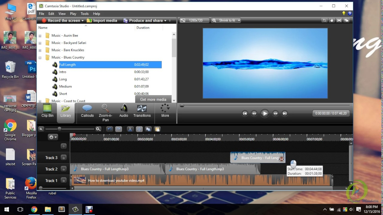 how to get camtasia for free 2016