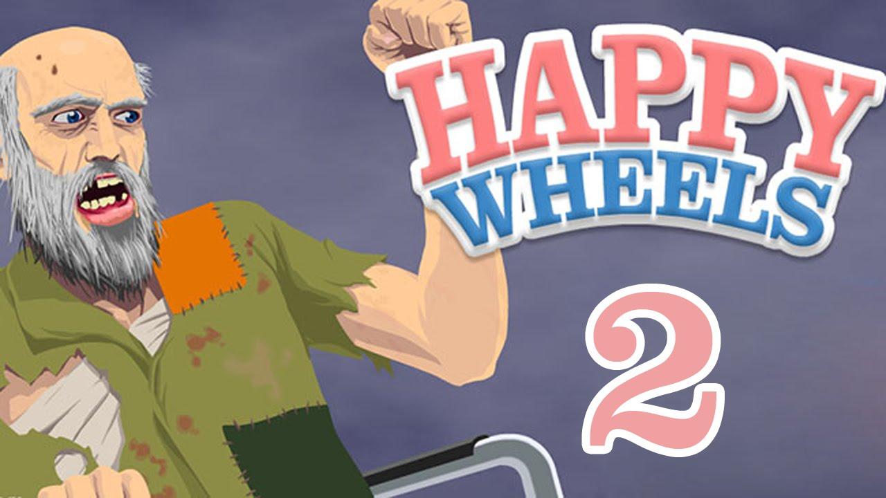 Happy Wheels Episodio 2 Tratando De Ser Un Crackkk