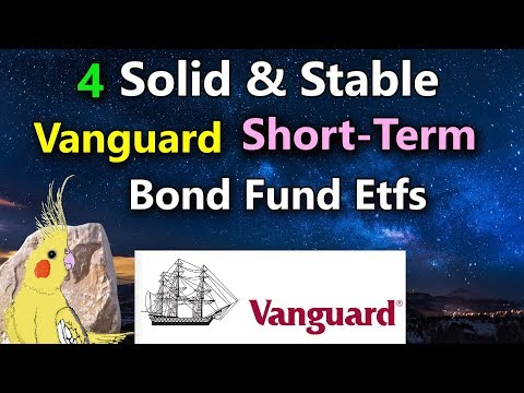 Which Short Term Bond Fund Should I Invest in Top 4 Vanguard Short Term Bond Fund Review!