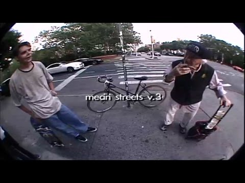 Mean Streets V.3 | TransWorld SKATEboarding