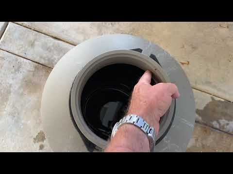 How To Make Your Pool Sand Filter Into A K-1 Pond Filter