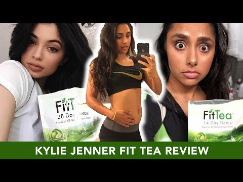 We Tried Kylie Jenner's Weight Loss Tea ☕️ (feat. Ayla Woodruff)