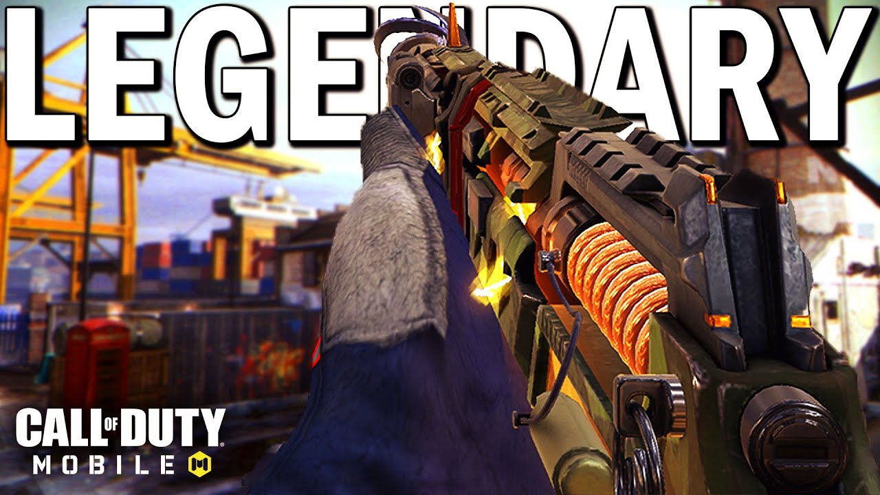 The *NEW* Legendary MK2 has the Best Iron Sights in the Game!!