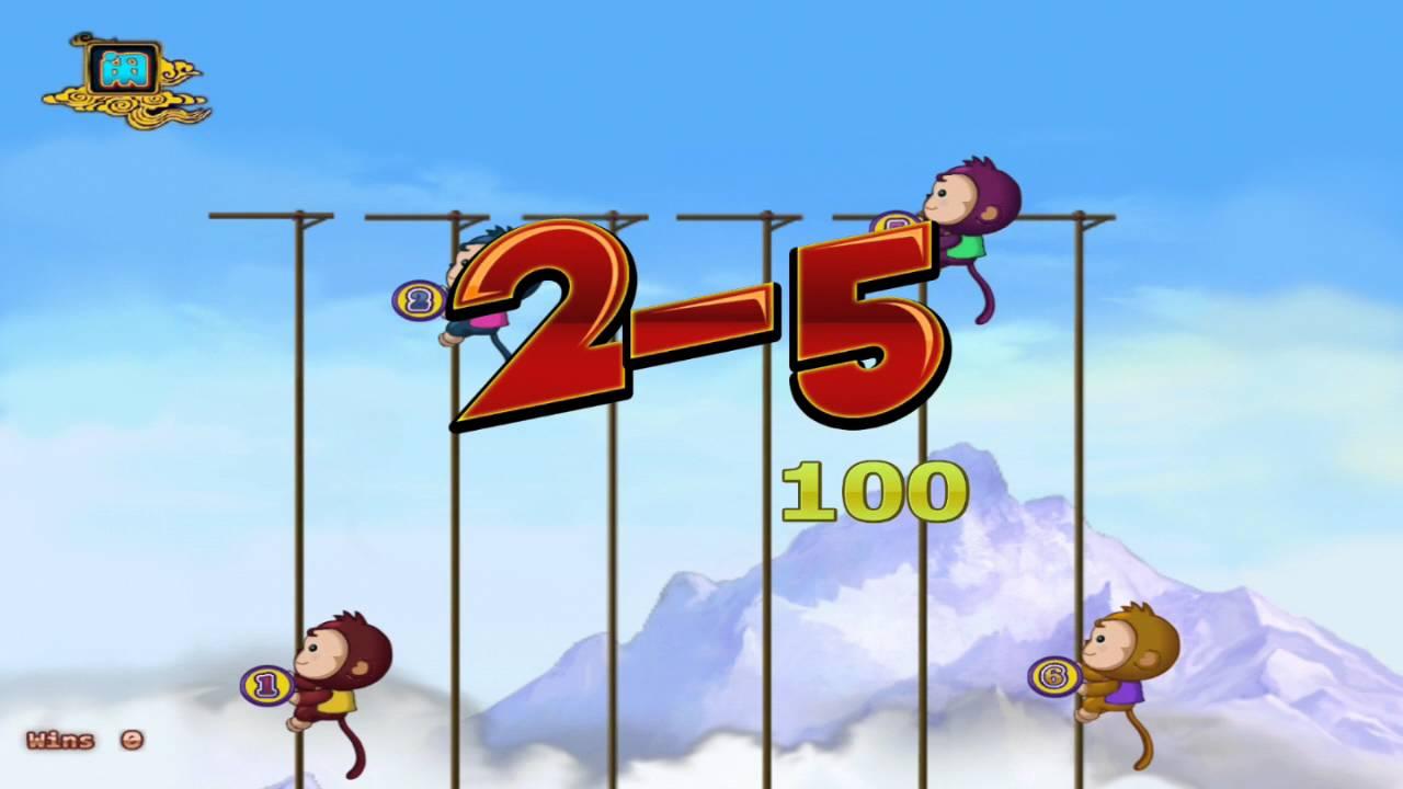 monkey thunderbolt joker