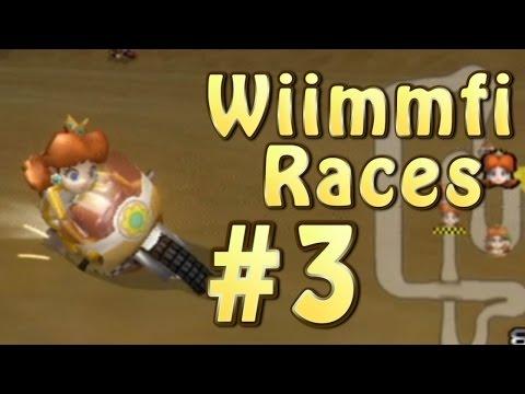 Mario Kart Wii Online Races #3 - It's Been Awhile!