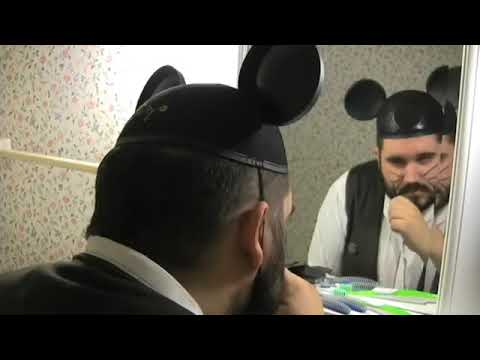 Mice In The Scene (Experimental short)