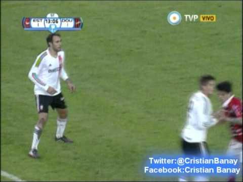 Estudiantes 3 Douglas Haig 1 (Relato Javier Vicente) Copa Argentina 2014 Los goles