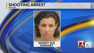 Woman charged in ex-husband's shooting death