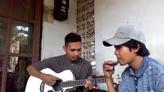 Harmonika + gitar! Laskar Pelangi