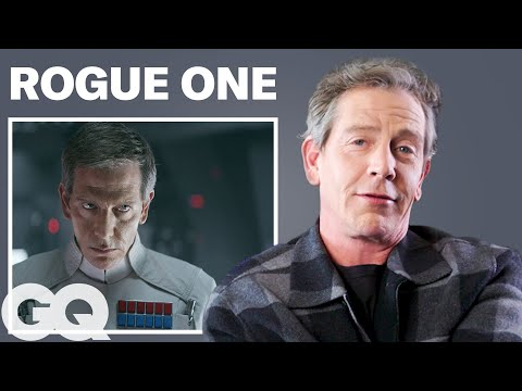 Ben Mendelsohn Breaks Down His Most Iconic Characters | GQ