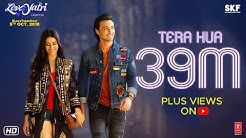 Atif Aslam: Tera Hua Video | Loveyatri | Aayush Sharma | Warina Hussain | Tanishk Bagchi Manoj M