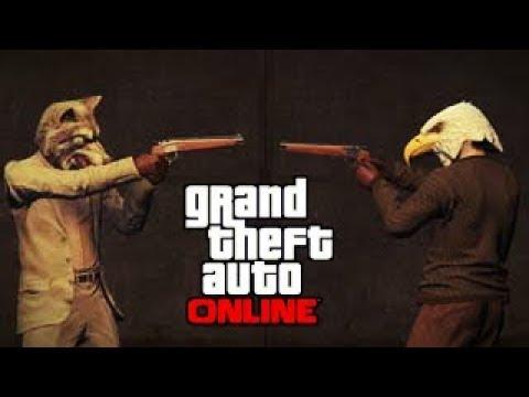 GTA 5 online ქართულად ყველა ტყვია მნიშვნელოვანია Cada bala Cuenta l