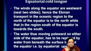 Mod-11 Lec-24 El Nino Southern Oscillation (ENSO) Part 1