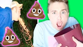 TRY NOT TO PUKE CHALLENGE (Impossible Version)