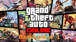 GTA 5 Online RADIKALKUR I Let´s Play Gameplay HD+ German Deutsch