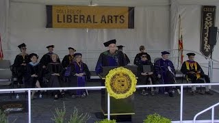 2016 CSULB Commencement - College of Liberal Arts Ceremony 3