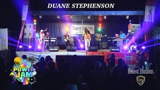 "Duane Stephenson ""Live"" - Caribbean Power Jam 2015, (Linden Town Week)"