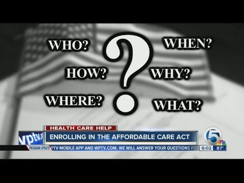 Obamacare How To Enroll