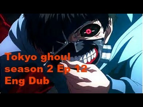 Tokyo ghoul ep 1 eng dub